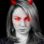 Halloween Special… What is it about scary women?