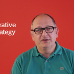 François introduces the Leadership Minute video series