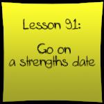 Go on a strengths date