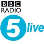 15 pieces of cake? Averil debates happiness on Radio Five Live…