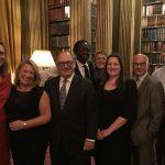 Working Families 35th Anniversary Dinner – Reform Club, Pall Mall, November 12th 2014