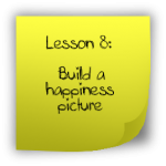 Build a happiness picture