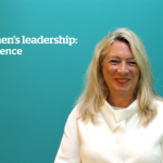 Women's Leadership: 3 tips for being more resilient by Averil Leimon